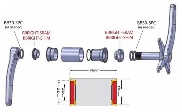 BBRight Install Assembly