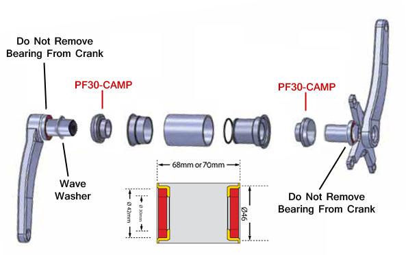 sram pf30 installation instructions
