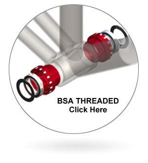 Standard Threaded Outboard Cup Bottom Bracket